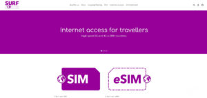 medzinárodná sim karta surfroam